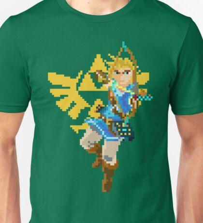 8-bit BoTW  Unisex T-Shirt