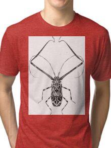 Bug 002 Tri-blend T-Shirt