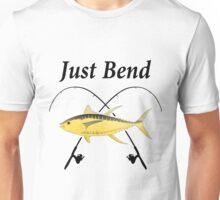 Just Bend Tuna Fishing Unisex T-Shirt