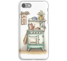 Vintage Stove iPhone Case/Skin