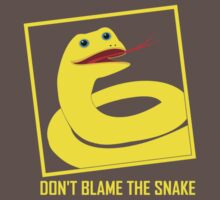 DON'T BLAME THE SNAKE Kids Clothes