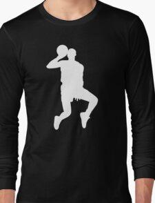 '88 Jordan in White Long Sleeve T-Shirt