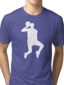 '88 Jordan in White Tri-blend T-Shirt