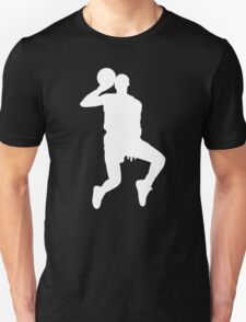 '88 Jordan in White Unisex T-Shirt