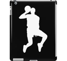 '88 Jordan in White iPad Case/Skin
