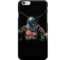 Ro-Man the Robot Monster iPhone Case/Skin