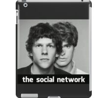The Social Network iPad Case/Skin