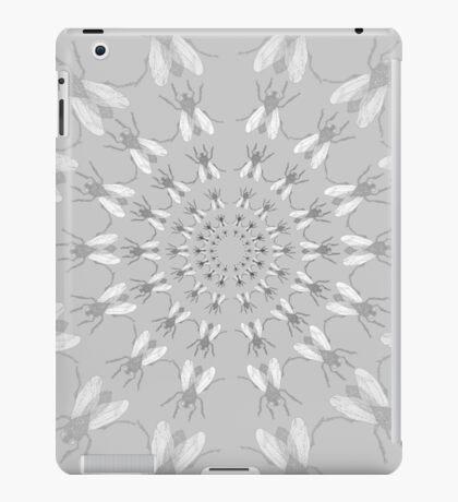 B&W Flys iPad Case/Skin