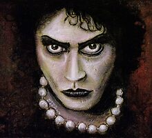 Dr. Frank-N-Furter by ROUBLE RUST