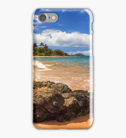 Mokapu Beach Maui iPhone Case/Skin