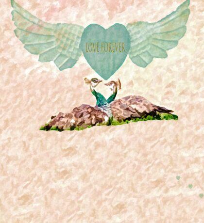 Maryhill Museum - Love Forever Sticker