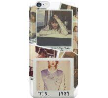 1989 Polaroids iPhone Case/Skin
