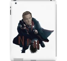 Neil Patrick Harris-NPH/HP iPad Case/Skin