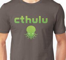 Cthulhu...err, Cthulu Waits Streaming Unisex T-Shirt