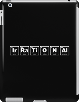 Irrational - Periodic Table by graphix