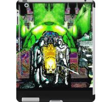 PSYCHEDELIC POWER PLANT TWINS iPad Case/Skin