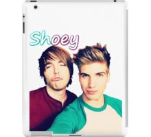 Shoey Circa. 2013  iPad Case/Skin