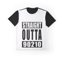 Straight Outta 90210 Graphic T-Shirt