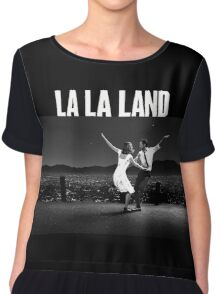 La la land Chiffon Top