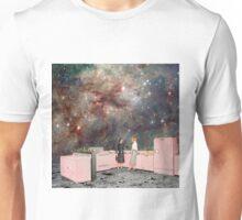 Luna Kitchen with a View Unisex T-Shirt