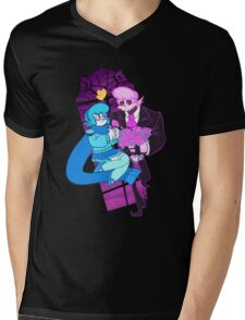 This time. Mens V-Neck T-Shirt
