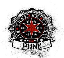 In Punk We Trust - CM Punk by Grace-Moxley
