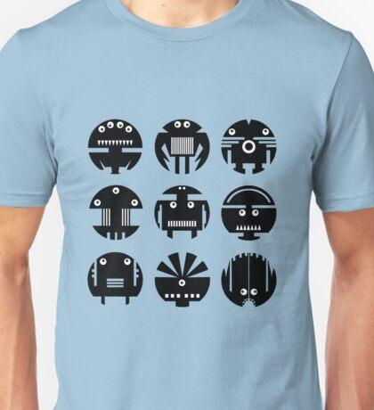 BLUE ROBOTS Unisex T-Shirt