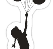 Palestine Balloon Sticker