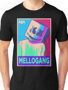 Marshmello Mellogang Neon Unisex T-Shirt