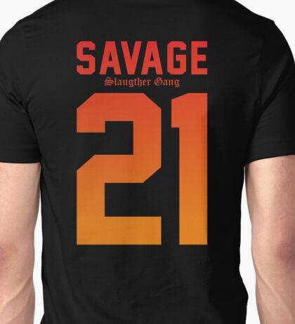 21 Savage Jersey  Unisex T-Shirt