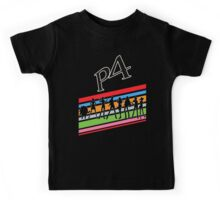Midnight Channel Investigation Team Kids Tee