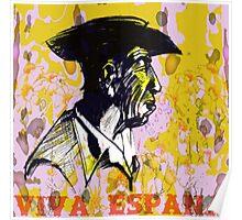 Viva Espana Poster