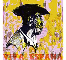 Viva Espana Photographic Print