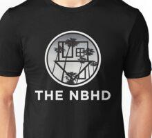 The Neighbourhood Palm Tree Print The NBHD Band Shirt White Unisex T-Shirt