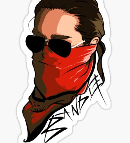 Bandit - TK Sticker