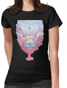 Balance Is Key Womens Fitted T-Shirt
