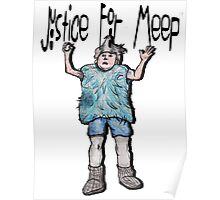 Justice For Meep Poster