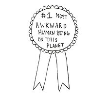 #1 most awkward by Mekenzie Price