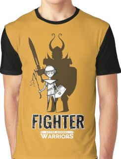 AFTER SCHOOL WARRIORS: FIGHTER Graphic T-Shirt