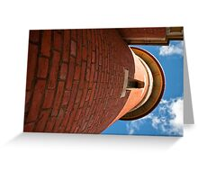 Court House Tower, Bairnsdale Greeting Card