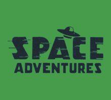 Wilde & Sweet - Space Adventures One Piece - Short Sleeve
