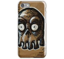 Blinky Ghost iPhone Case/Skin