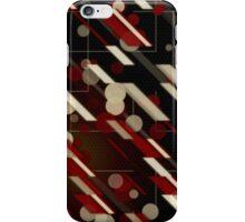 Beige and Rose iPhone Case/Skin