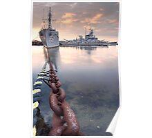 Battleship Cove Poster