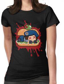 A Jill Sandwich Womens Fitted T-Shirt