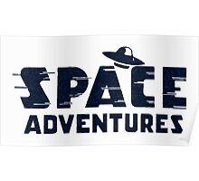 Wilde & Sweet - Space Adventures Poster