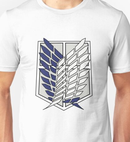 Attack On Titan Logo T shirt Unisex T-Shirt