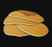 Glitch Food gammas pancakes by wetdryvac