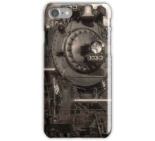 All Aboard Locomotive iPhone Case/Skin