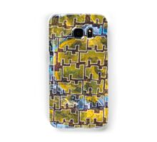 Tanzanian Space Invaders Samsung Galaxy Case/Skin